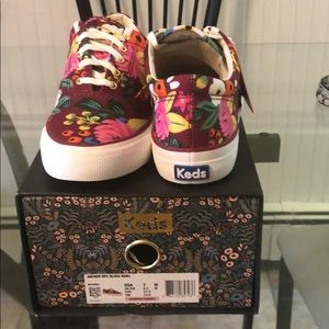 Keds Rifle Paper company collaboration
